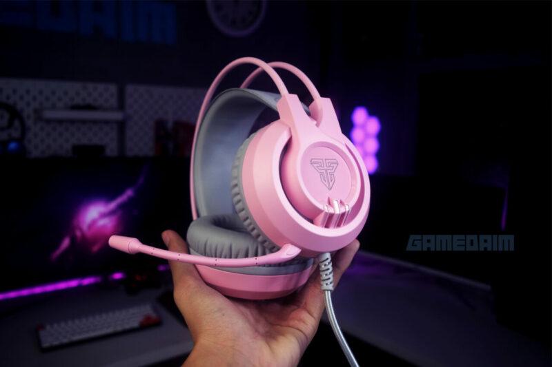 Fantech Sakura Lite Edition Headset Chief 2 Hg20 Handson Gamedaim Review