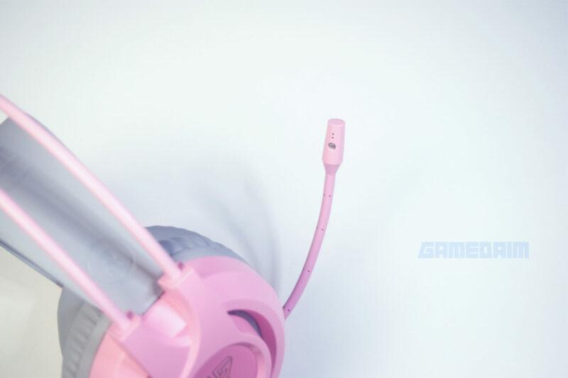 Fantech Sakura Lite Edition Headset Chief 2 Hg20 Mikrofon Gamedaim Review