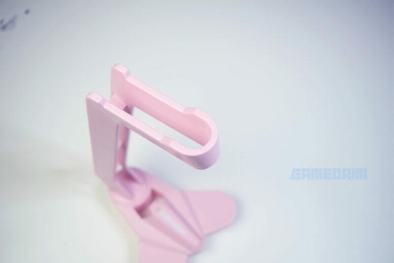 Fantech Sakura Lite Edition Headset Stand Ac3001 Headband Depan Gamedaim Review