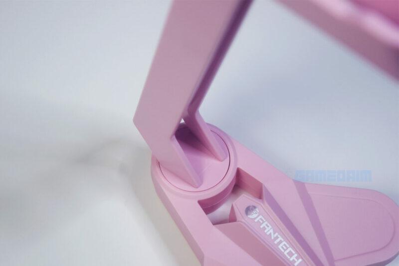 Fantech Sakura Lite Edition Headset Stand Ac3001 Tower Penyambung Gamedaim Review
