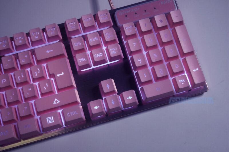 Fantech Sakura Lite Edition Keyboard Fighter 2 K613l Backit Gamedaim Review
