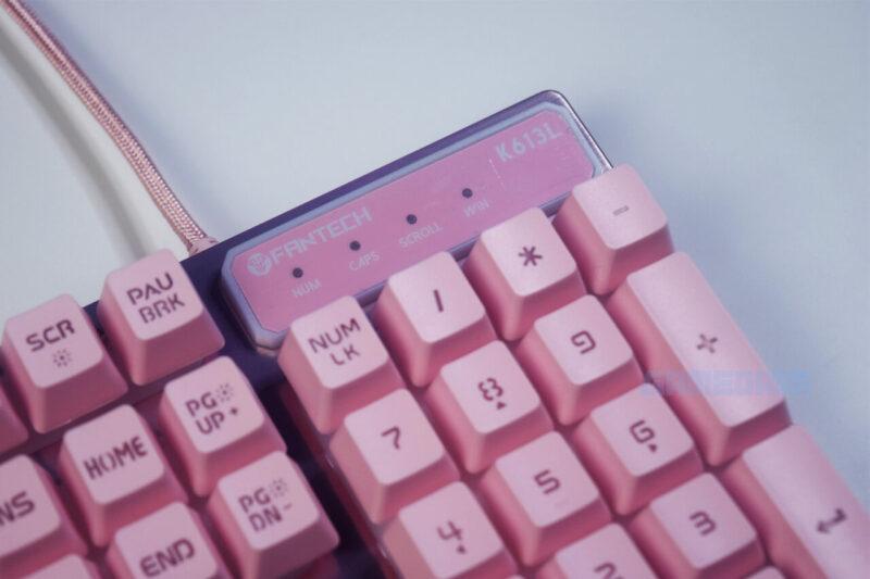 Fantech Sakura Lite Edition Keyboard Fighter 2 K613l Indikator Caps Gamedaim Review