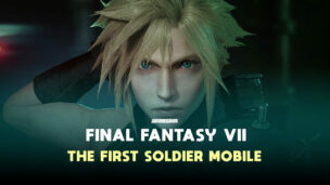 Final Fantasy Vii Dapatkan Game Battle Royale Untuk Mobile The First Soldier Gamedaim