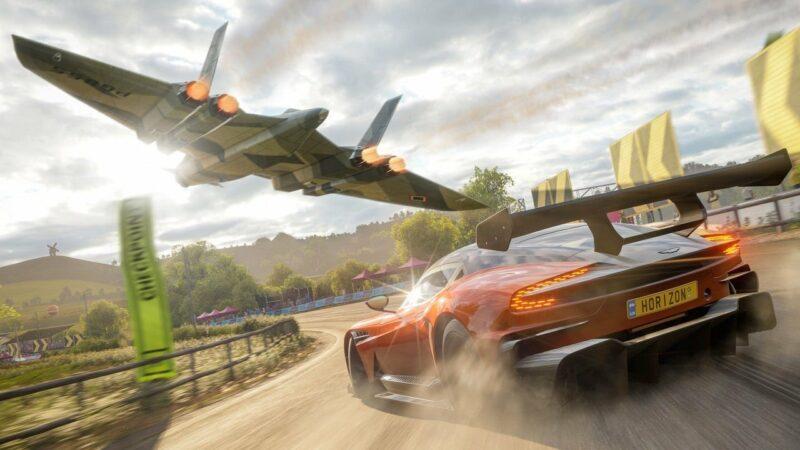 Forza Horizon 4 Tuju Steam Bulan Maret 2021