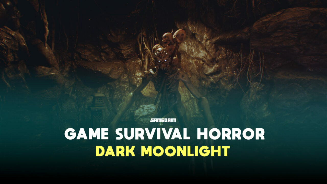 Game Survival Horror Dark Moonlight Diumumkan Gamedaim