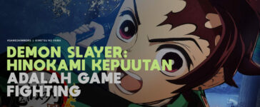 Kimetsu No Yaiba Hinokami Keppuutan Adalah Game Fighting Gamedaim