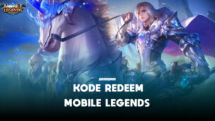Kode Redeem Mobile Legends (ml) Februari 2021! Gamedaim