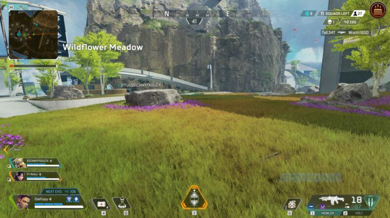 Lenovo Legion 7i Game Apex Legends Test 2 Low Fps Gamedaim Review