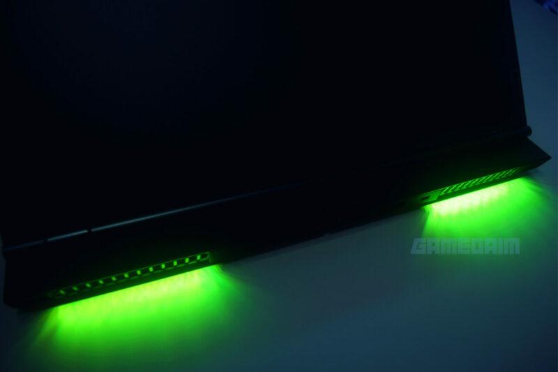Lenovo Legion 7i Rgb Belakang Gelap Gamedaim Review