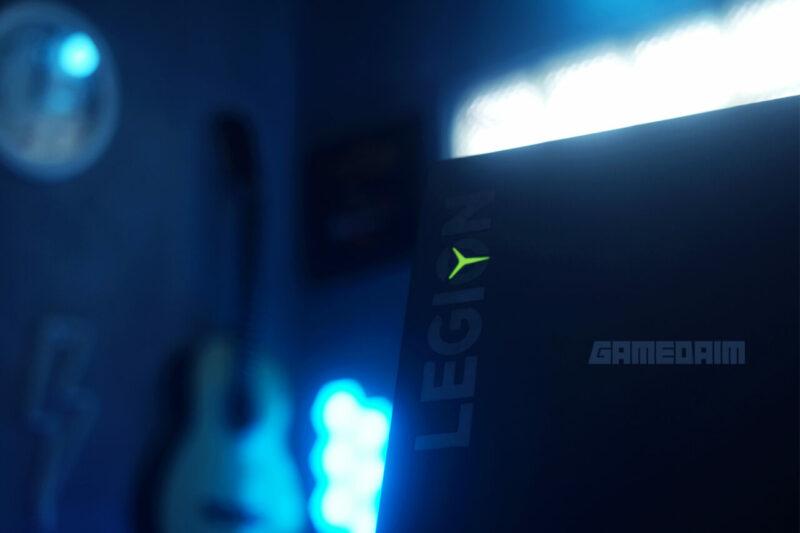 Lenovo Legion 7i Rgb Logo Gamedaim Review