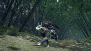 Monster Hunter Rise 1