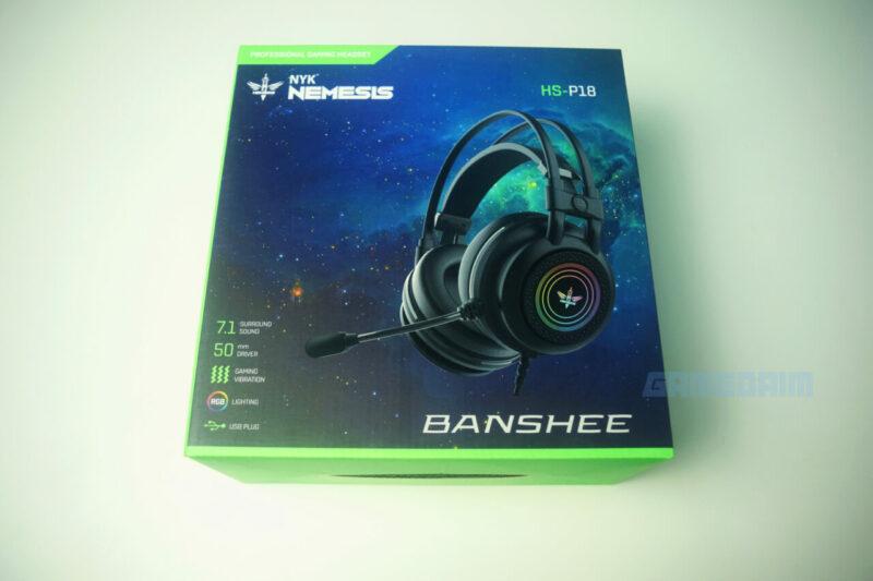 Nyk Nemesis Hs P18 Banshee Box Depan Gamedaim Review