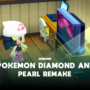Pokemon Diamond And Pearl Remake Diumumkan Untuk Nintendo Switch Gamedaim