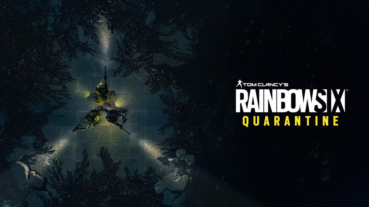 Rainbow Six Quarantine 3