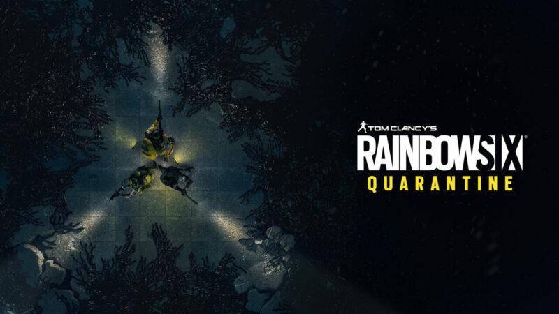 Rainbow Six Quarantine and Siege