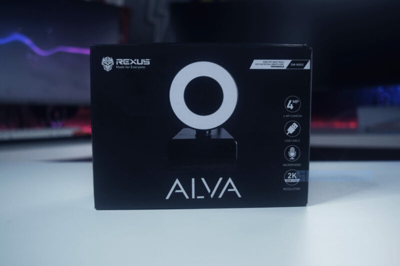 Rexus Alva Box Depan Gamedaim Review