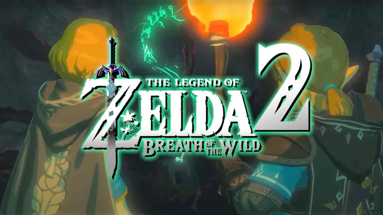 Rumor Bocoran Jadwal Rilis Zelda Breath Of The Wild 2!
