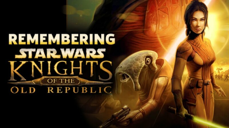 Star Wars Knights Of The Old Republic Remake Telah Dikembangkan Sejak Lama