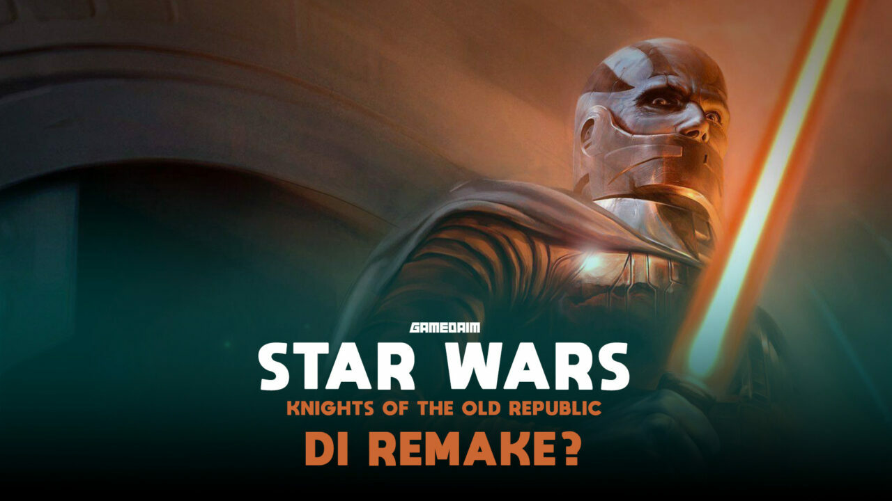 Star Wars Knights Of The Old Republic Remake Telah Dikembangkan Sejak Lama Gamedaim
