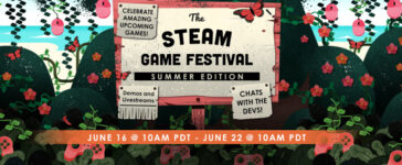 Steam Game Festival June