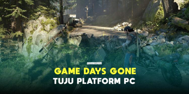 Tidak Eksklusif Ps4 Lagi, Days Gone Tuju Pc Dalam Waktu Dekat! Gamedaim