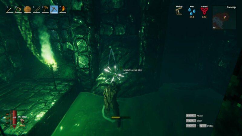 Cara Mencari Iron Pada Sunken Crypts Valheim | Slyther Game