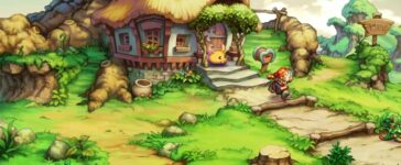 Legend of Mana Remastered Siap Rilis Untuk Nintendo Switch, PS4 dan PC | Square Enix