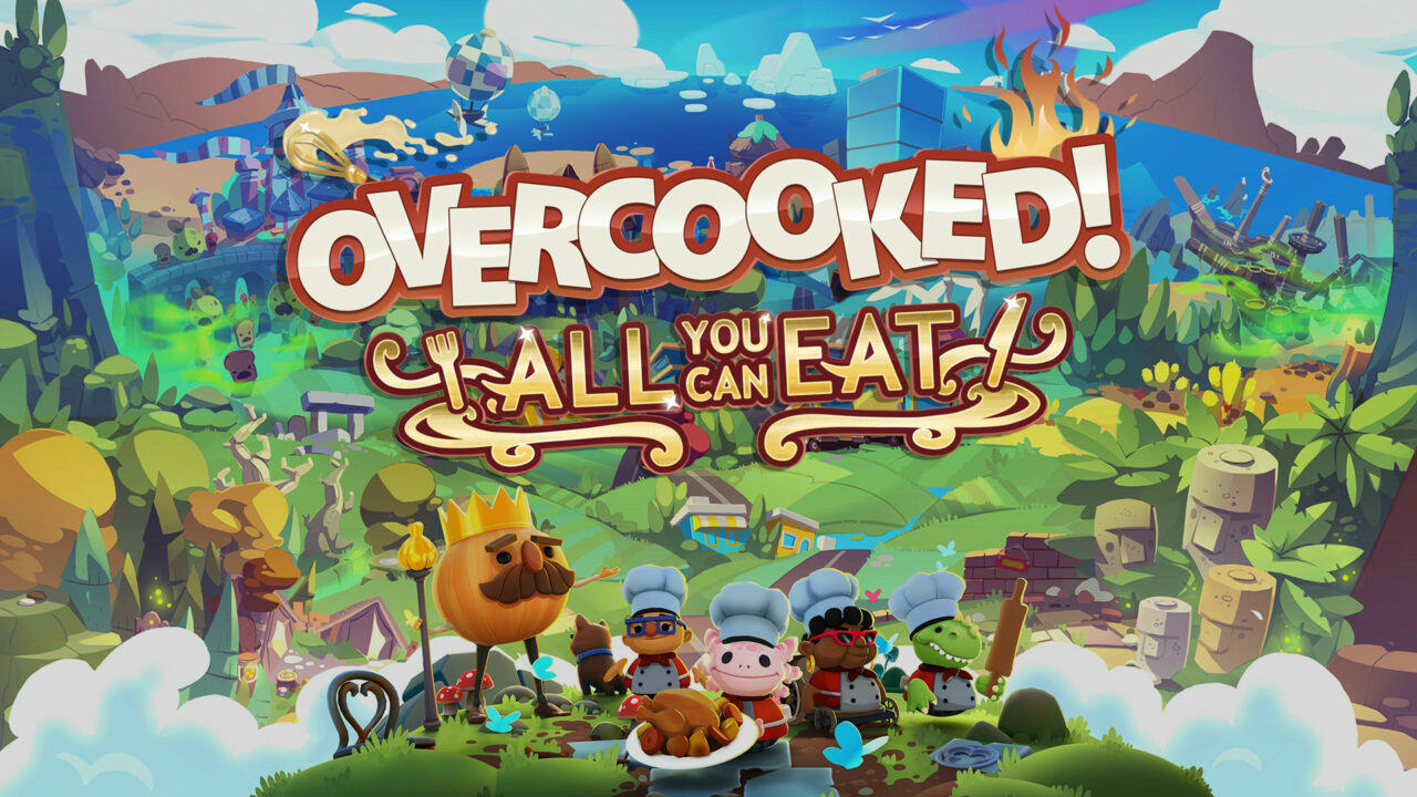 Overcooked All You Can Eat Siap Rilis Untuk Nintendo Switch | Team 17