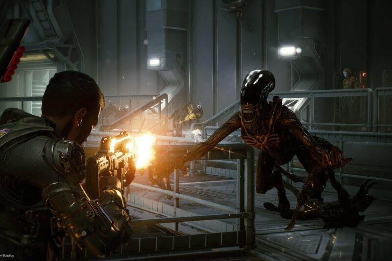 Ada total 11 Jenis Xenomorphs pada game Aliens: FireTeam | Steam