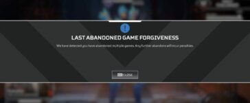 Apex Legends Banned