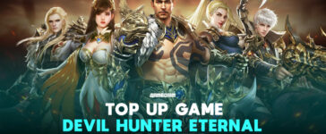 Begini Cara Top Up Devil Hunter Eternal War Dengan Mudah Gamedaim