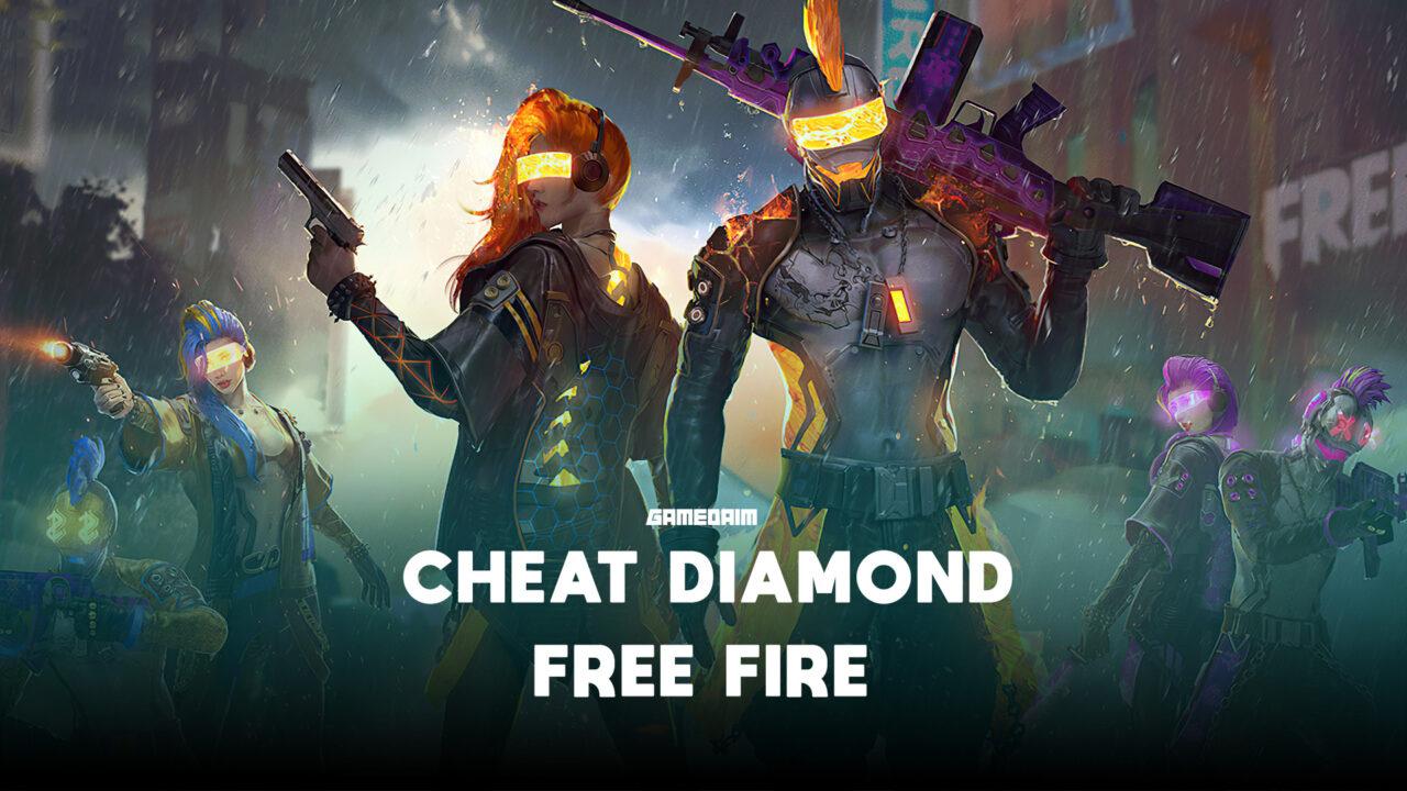 Cheat Diamond Free Fire (ff) Gratis Terbaru 2021 Gamedaim