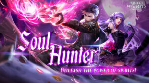 Cover Soul Hunter