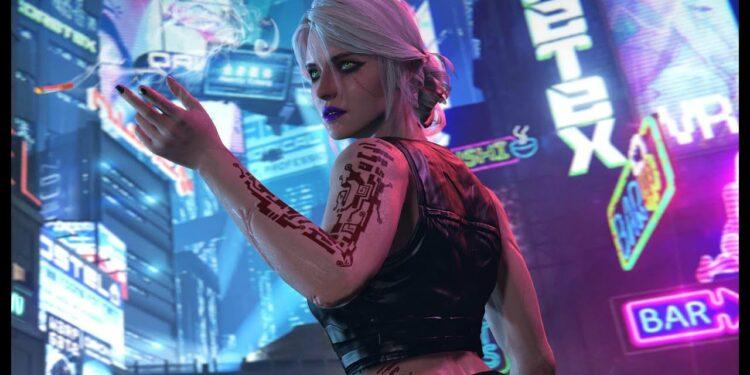 Cyberpunk 2077 Store