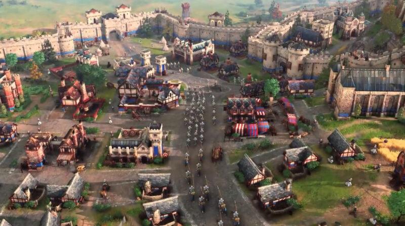 Gameplay Perdana Age Of Empires 4 Meluncur Bulan Depan 1