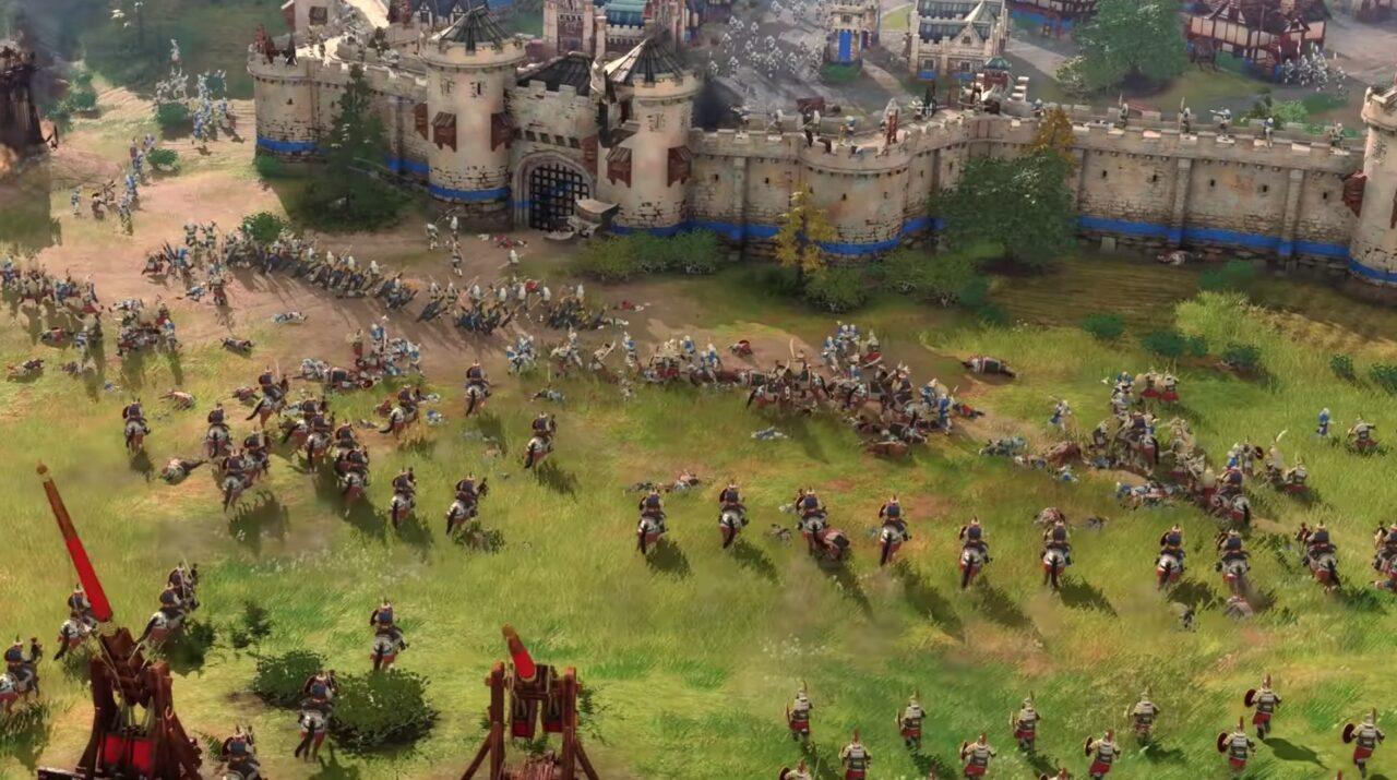 Gameplay Perdana Age Of Empires 4 Meluncur Bulan Depan! Gamedaim