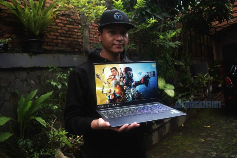 Lenovo Legion Slim 7i Hands On Gamedaim Review