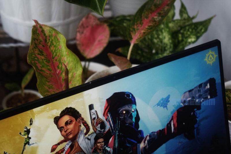 Lenovo Legion Slim 7i Webcam Gamedaim Review
