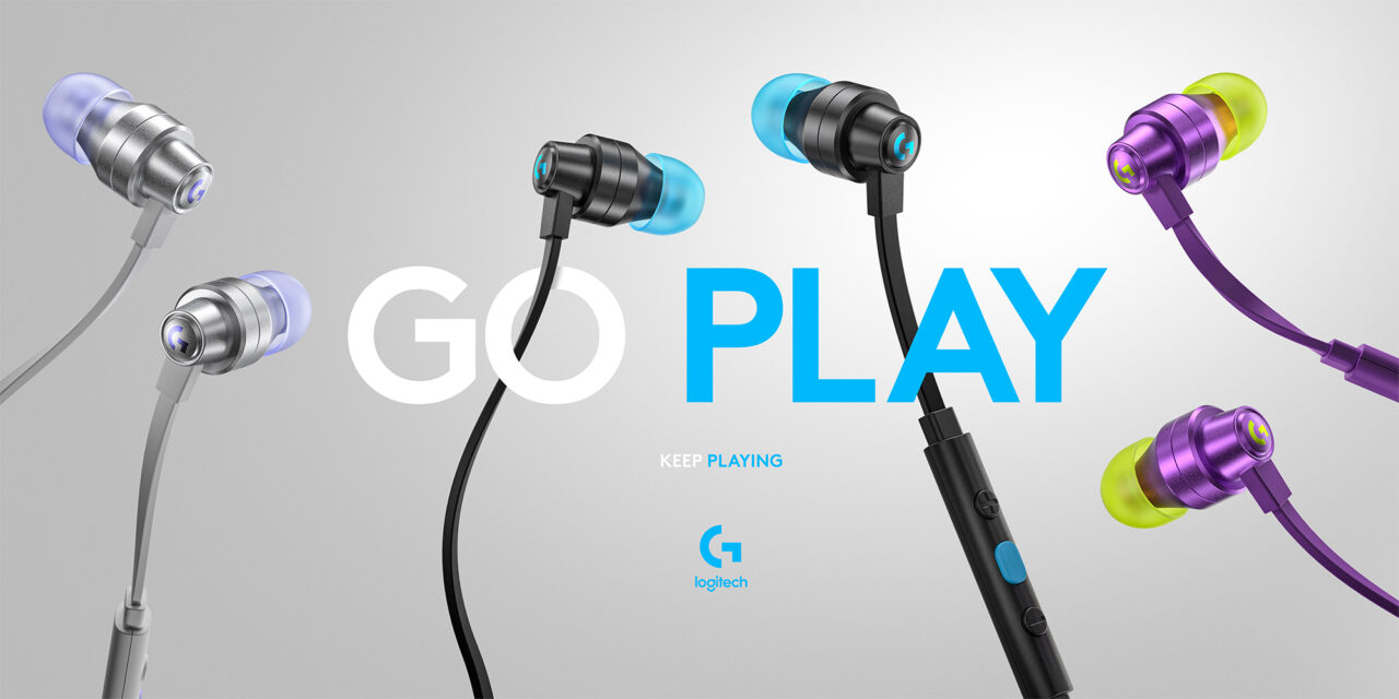 Logitech G333 Gaming Earphone