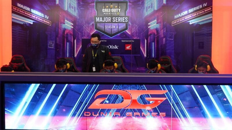 Perkuat Pengembangan Ekosistem Esports Dunia Games Melalui Dg Esports Juarai Call Of Duty Mobile C 1