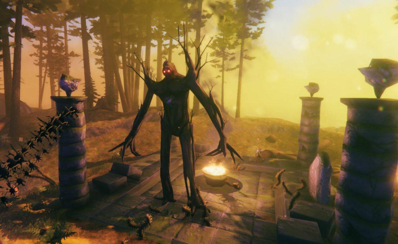 Cara Mengalahkan dan Summon Elder Boss Pada Game Valheim | SetReadyGame
