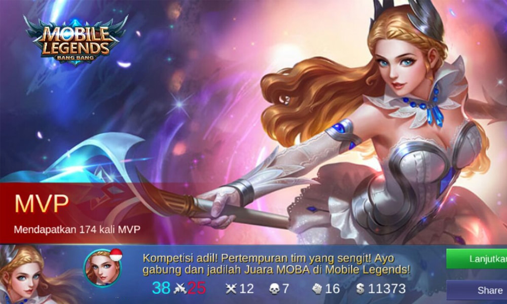 Syarat Mvp Mobile Legends