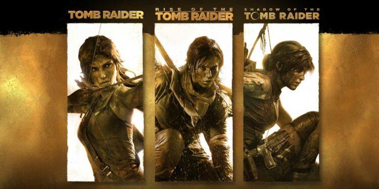 Tomb Raider Trylogi