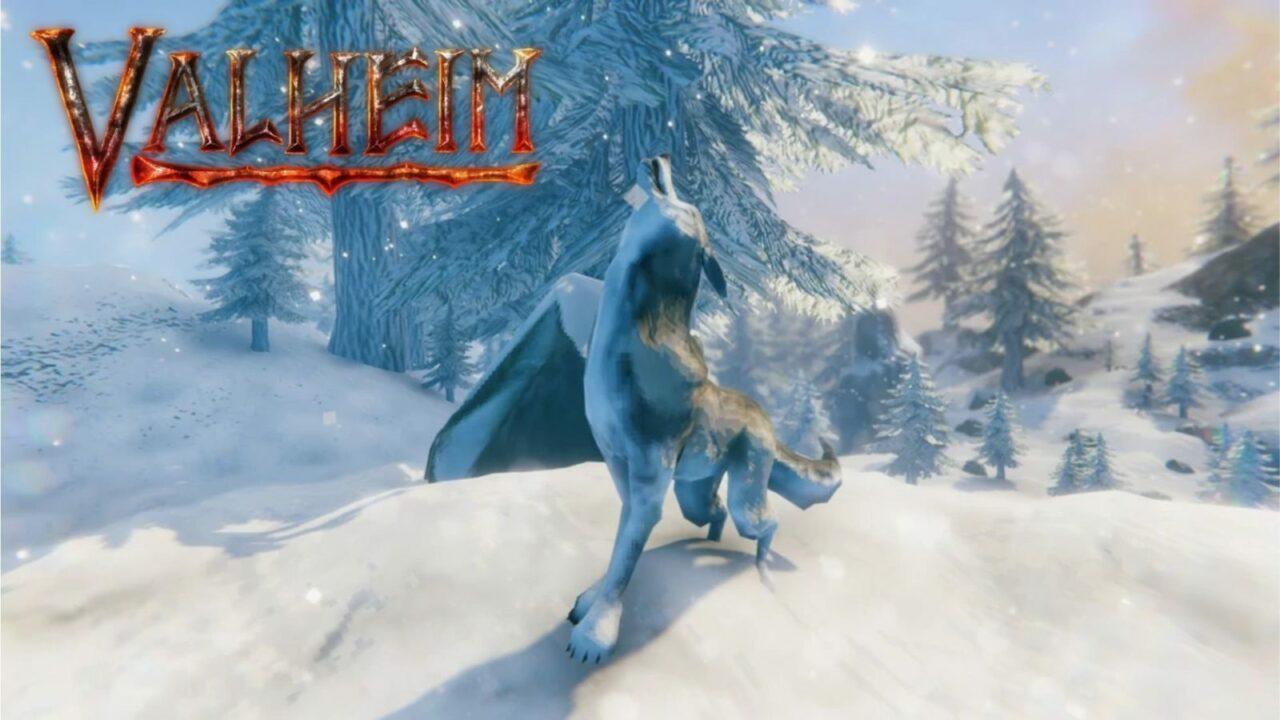 Cara Mudah Menjinakan Serigala Pada Game Valheim | Iron Gate AB