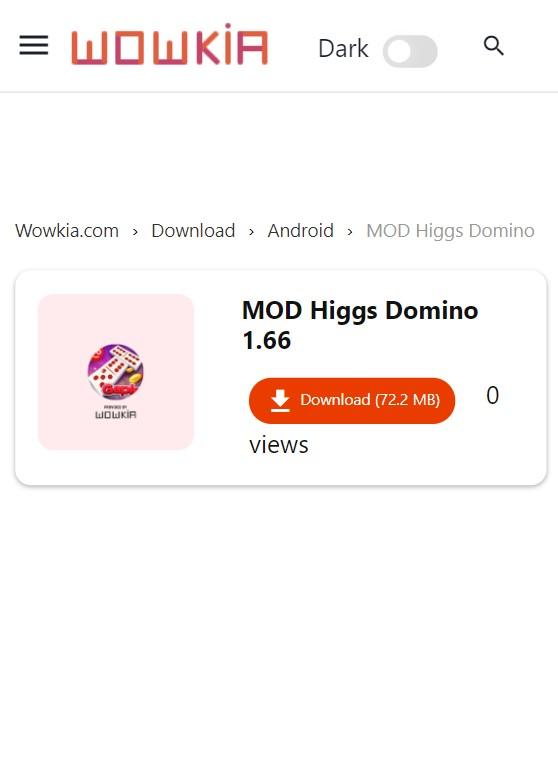 Download Higgs Domino Mod