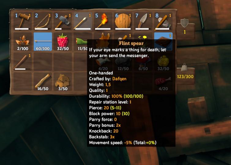 How To Craft A Flint Spear In Valheim 6