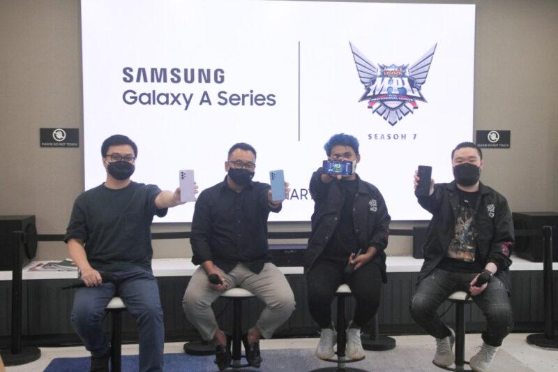Samsung Galaxy A Series Mpl
