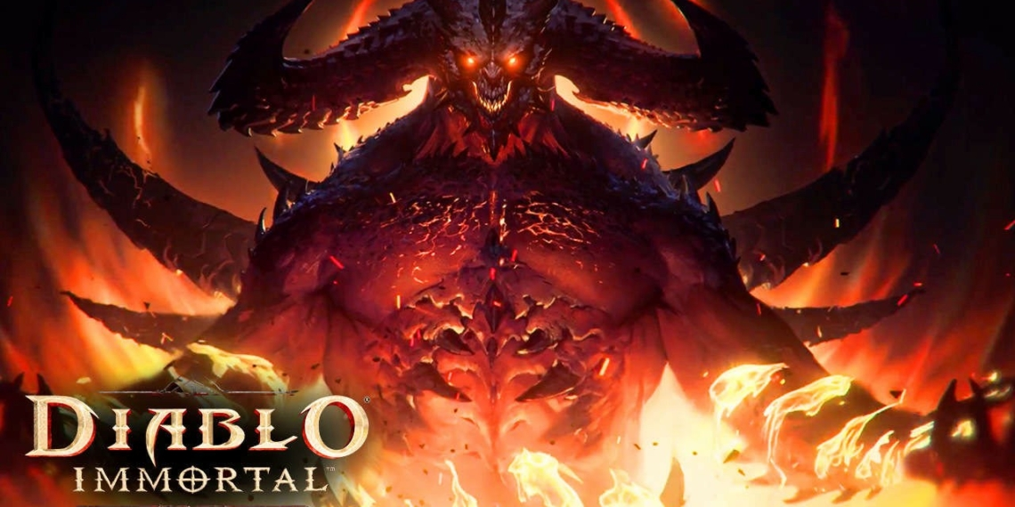 Preview Diablo: Immortal Mobile, Tebas-Menebas Tanpa Batas   Blizzard