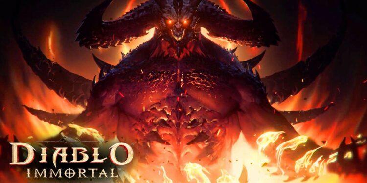 Diablo Immortal Kena DelayHingga 2022 Mendatang   Blizzard