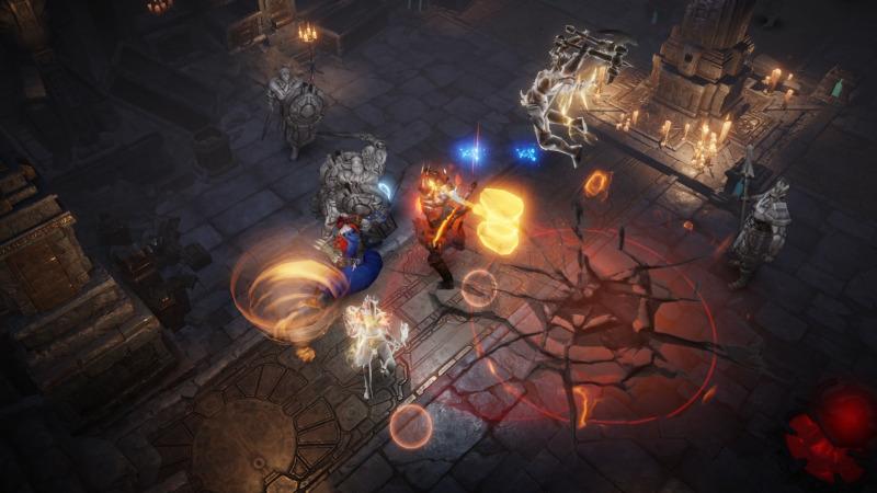 Gameplay Yang Menagih Serta Kehadiran PVP Mode   Blizzard